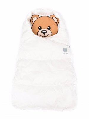 Конверт Teddy Bear Moschino Kids. Цвет: белый