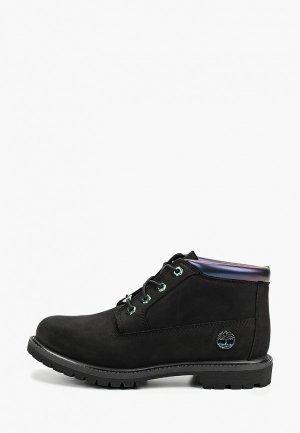 Тимберленды Timberland Nellie Chukka Boot. Цвет: черный