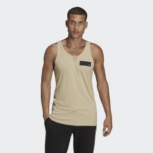 Майка Parley Mission Kit Run for the Oceans Sportswear adidas. Цвет: none