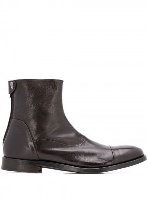 Ботинки Abel Alberto Fasciani. Цвет: коричневый