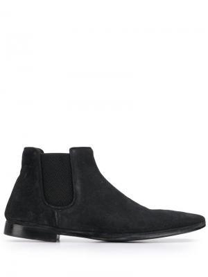 Ботинки Dorian Alberto Fasciani. Цвет: черный
