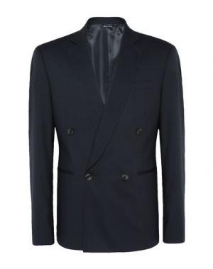 Пиджак 8 by YOOX. Цвет: свинцово-серый
