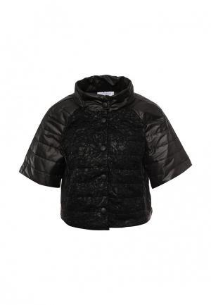 Куртка Rinascimento. Цвет: черный
