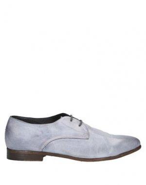 Обувь на шнурках JP/DAVID. Цвет: серый