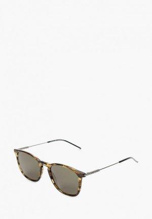 Очки солнцезащитные Tommy Hilfiger TH 1764/S 517. Цвет: коричневый