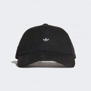 Замшевая кепка Adicolor Premium Essentials Originals adidas. Цвет: черный