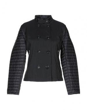 Куртка DEKKER. Цвет: черный