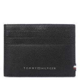 Холдер д/кредитных карт AM0AM05644 черный TOMMY HILFIGER
