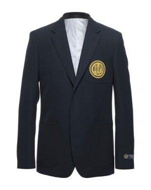 Пиджак CALVIN KLEIN 205W39NYC. Цвет: темно-синий