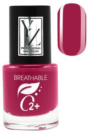 Лак для ногтей, тон 6208 YZ. Цвет: розовый