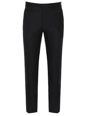 Классические брюки из шерсти ZILLI