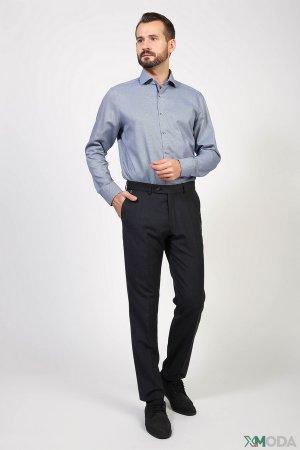 Классические брюки Gardeur. Цвет: чёрный