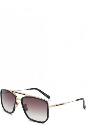 Солнцезащитные очки Frency&Mercury. Цвет: черный