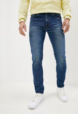 Джинсы Levis® Made & Crafted™ Levi's® 512 Slim. Цвет: синий