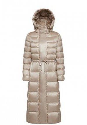 Куртка GEOX. Цвет: бежевый