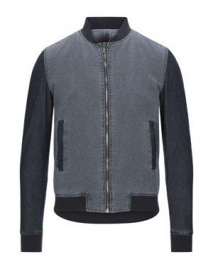 Куртка HAMAKI-HO. Цвет: синий