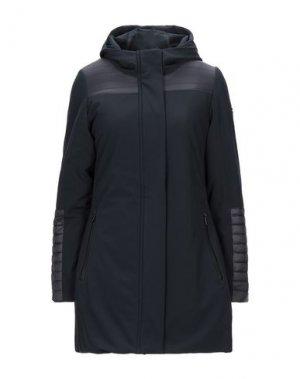 Пальто REFRIGUE. Цвет: темно-синий