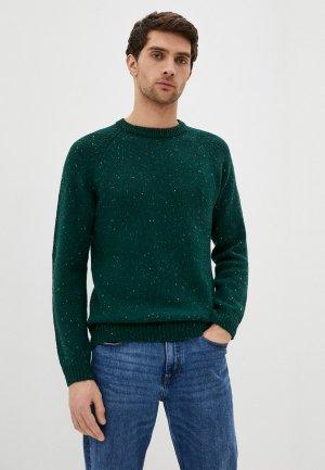 Джемпер Carhartt WIP. Цвет: зеленый