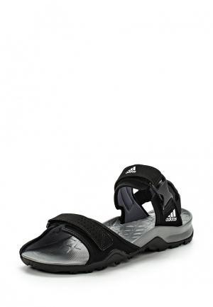 Сандалии adidas CYPREX ULTRA SANDAL. Цвет: черный