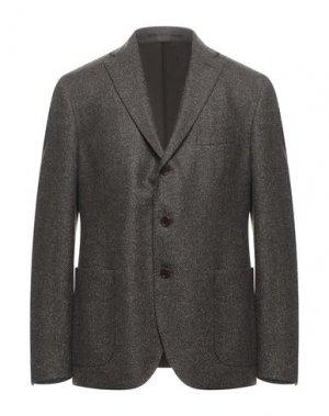 Пиджак CANTARELLI. Цвет: коричневый