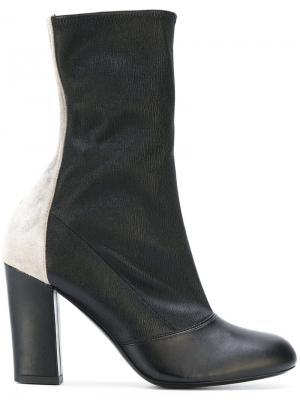 Ботинки Quartz Michel Vivien. Цвет: черный