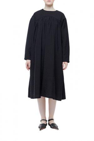 Платье Cyrille Gassiline. Цвет: черный