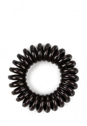 Комплект invisibobble для волос Chocolate Brown. Цвет: коричневый