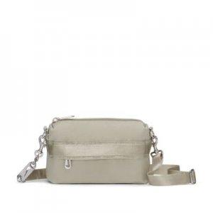Женская сумка через плечо Nike Sportswear Futura Luxe - Коричневый