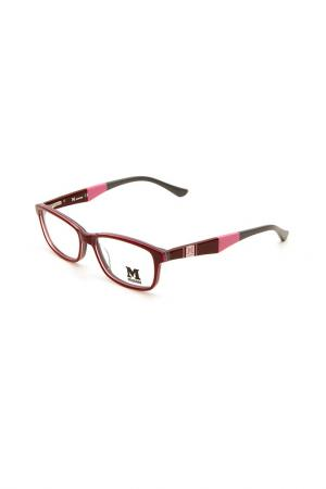 Оправа корригирующая Missoni. Цвет: 02 бордовый, розовый, серый