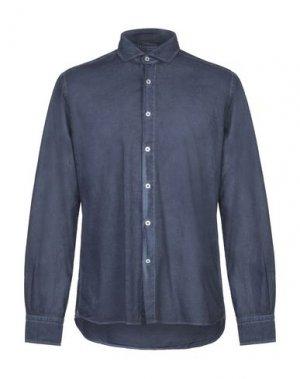 Pубашка AT.P.CO. Цвет: темно-синий