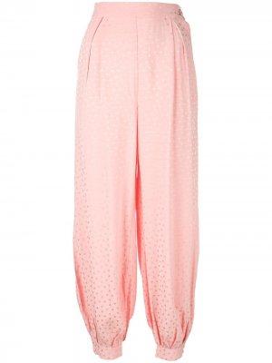 Пляжные шаровары Onia. Цвет: розовый