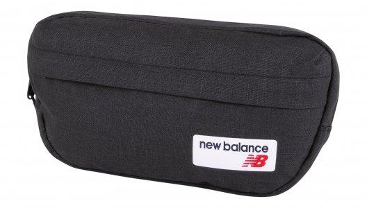 Messenger LSA Waistpack New Balance. Цвет: черный