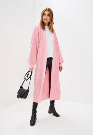 Кардиган Pink Summer. Цвет: розовый