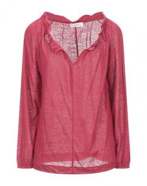 Блузка ALPHA STUDIO. Цвет: красный