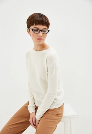 Джемпер Liu Jo. Цвет: белый