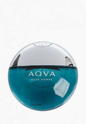 Туалетная вода Bvlgari Aqva Pour Homme, 50 мл. Цвет: бирюзовый