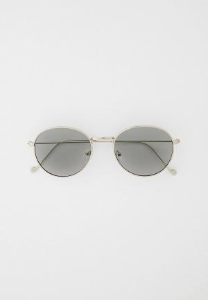 Очки солнцезащитные Koton. Цвет: серебряный