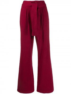 Levis: Made & Crafted брюки широкого кроя Levi's:. Цвет: красный