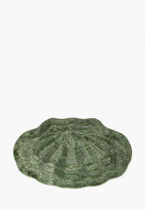Коврик для ванной Shahintex РREMIUM SH. Цвет: зеленый