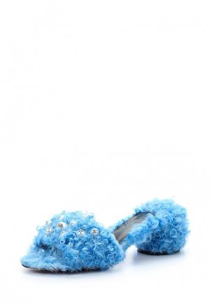 Сабо Grand Style. Цвет: голубой