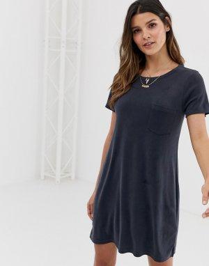 Платье-футболка Abercrombie & Fitch