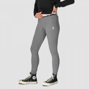 Wordmark Legging Converse. Цвет: серый