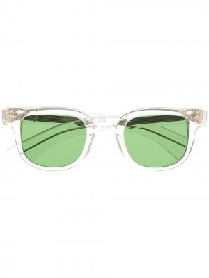 Солнцезащитные очки Jax Jacques Marie Mage. Цвет: белый