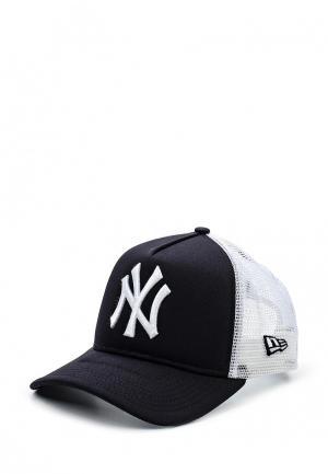Бейсболка New Era MLB CLEAN TRUCKER. Цвет: черный