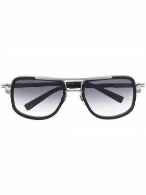 Mach-S sunglasses Dita Eyewear. Цвет: черный