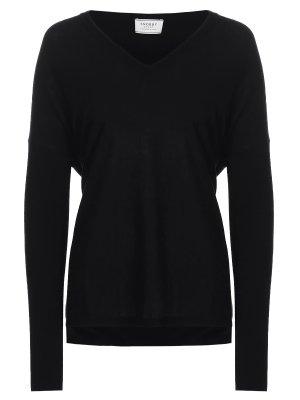 Пуловер классический SNOBBY SHEEP. Цвет: черный