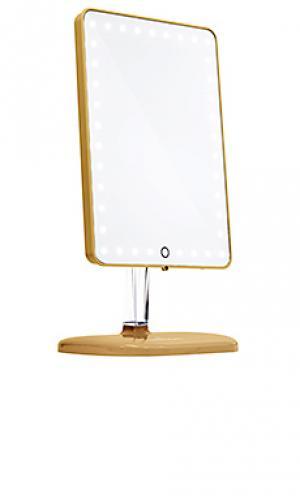 Зеркало с подсветкой touch pro Impressions Vanity. Цвет: металлический золотой