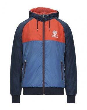 Куртка FRANKLIN & MARSHALL. Цвет: пастельно-синий