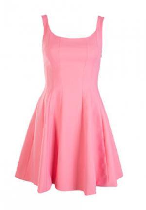Платье FLAVIO CASTELLANI. Цвет: розовый