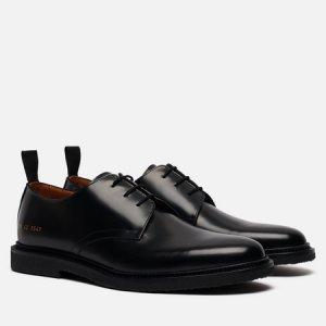 Мужские ботинки Standard Derby 2291 Common Projects. Цвет: чёрный